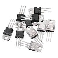 TO220 оригинальные IC регулируемые регуляторы LM317T к-220 LM317 10 шт