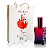 Мини парфюм Nina Ricci Nina (Нина Риччи Нина) в подарочной упаковке 50 мл. ОПТ