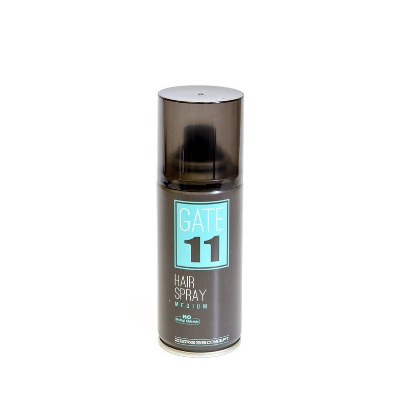 Сухой лак для волос средней фиксации Emmebi GATE 11 Hair Spray Medium, 100 мл