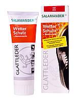 """Крем для обуви Salamander """"Wetter Sсhutz"""" 75 ml (цвет красный 415)"""