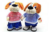Интерактивная мягкая игрушка «Собачка» (2 вида)