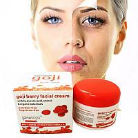 Антивозрастной крем для лица с ягодой Годжи,омолаживающий крем от морщин 113 грамм