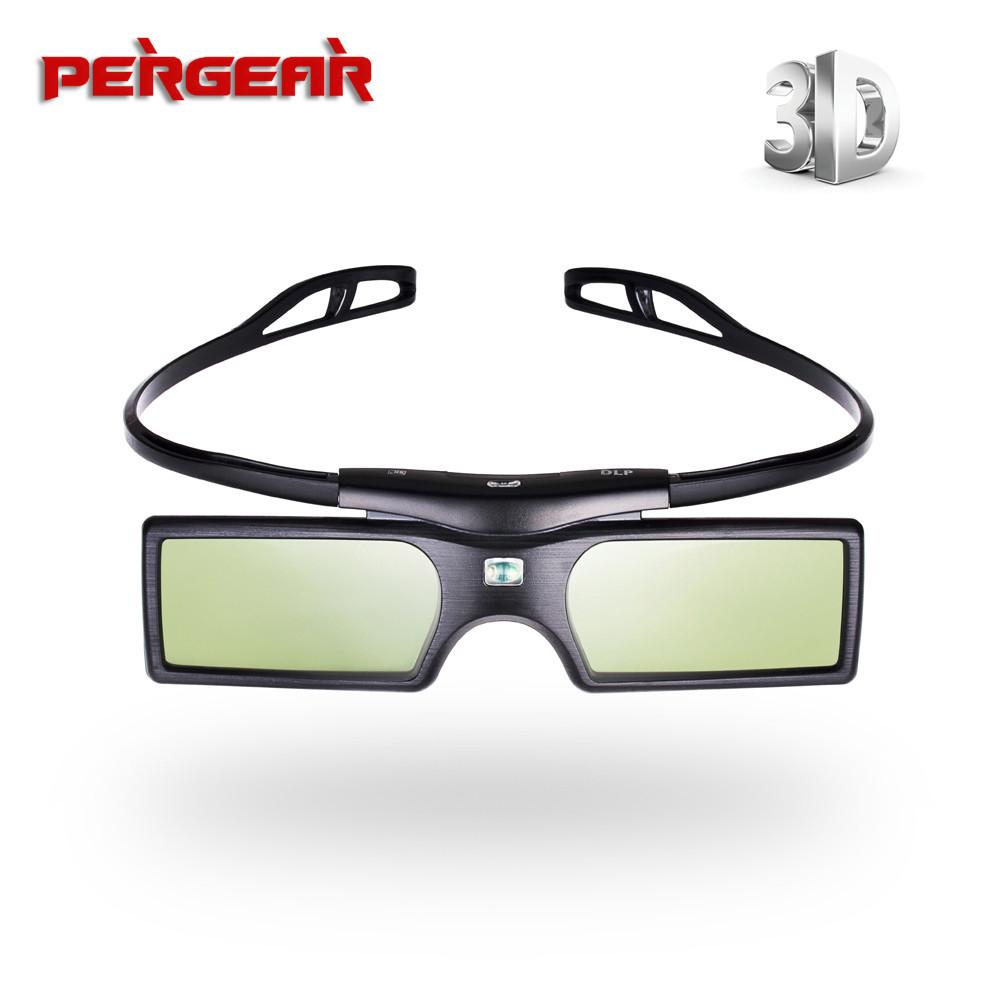 DLP ссылку 3D очки с активным затвором для резких Л.Г. Optoma включенные в другие группировки Асера лощина DLP-проектор связи G15 pergear - 1TopShop