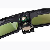 DLP ссылку 3D очки с активным затвором для резких Л.Г. Optoma включенные в другие группировки Асера лощина DLP-проектор связи G15 pergear 1TopShop, фото 3