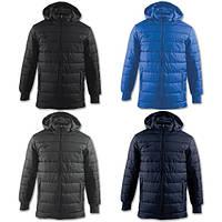 Куртка футбольная удлиненная, футбольное пальто дети, подростки, взрослые
