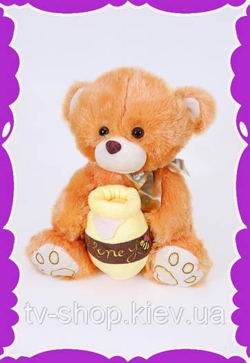 Медведь с боченком меда  Honey