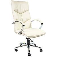 Кресло офисное VILLA  cream