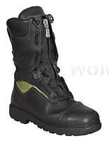 УЦЕНКА! Огнестойкие кожаные пожарные ботинки (берцы) Jolly9052/G Crosstech Fire Boot.Великобритания, оригинал.