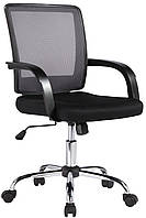 Кресло офисное VISANO  Black/Сhrome