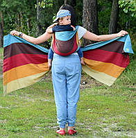Слинг-шарф LUNA DREAM Rainbow (4,2 м), фото 1
