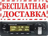 Маршрутный бортовой компьютер Multitronics SL-50 GAZEL Для СОБОЛЬ, ГАЗель в штатное место - 1DIN