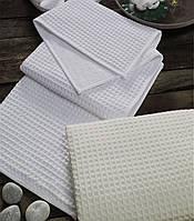 Вафельно/Махровое  полотенце Eke Home NEHIR 30х50