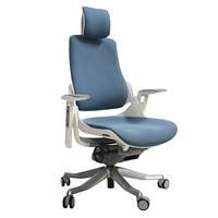 Кресло офисное WAU  steel Blue  fabric