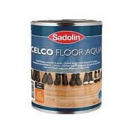 Лак Sadolin CELCO FLOOR AQUA (CELCO PARQUET) 1 л глянцевый
