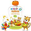 Органічне фруктове пюре HIPP HiPPiS Банан-Груша-Манго, 100 г