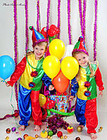 Карнавальный костюм для детей Петрушка