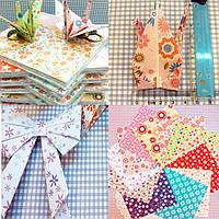 72 листов оригами поделки крановое судно складывания из бумаги различной формы