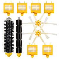 10pcs замена вакуумной части для IRobot Roomba 700 серии 760 770 780 790 фильтров кисти пакет комплект