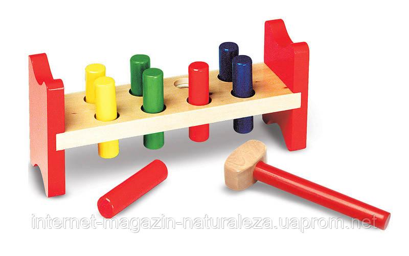 Развивающая игрушка Стучалочка ТМ Melissa&Doug