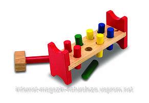 Развивающая игрушка Стучалочка ТМ Melissa&Doug, фото 2