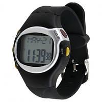 Спортивный пульсометр монитор сердечного ритма для активных спортивных людей. Хорошее качество. Код: КГ2717