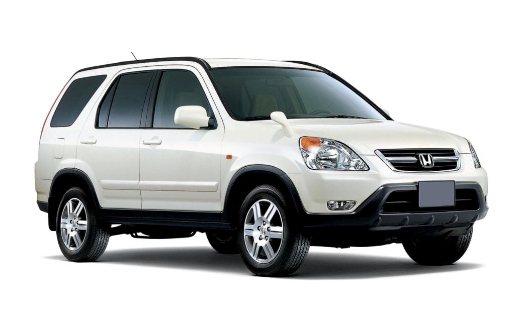 Лобовое стекло Honda CR V Jeep 2002-2006
