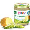Пюре HiPP Кабачок с картофелем, 125 г