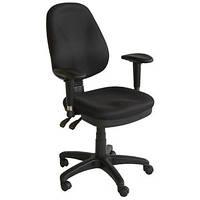 Кресло офисное SAVONA  Black