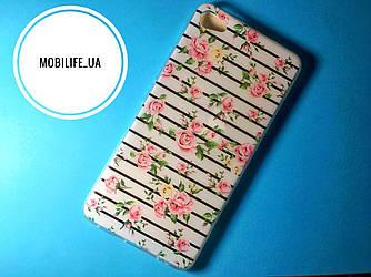 Чехол на Meizu U 20 Цветочки
