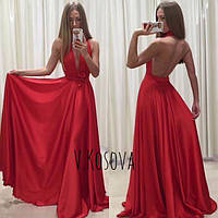 Платье вечернее атлас в категории платья женские в Украине. Сравнить ... e04396f0f8c