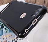 Чохол-бампер силіконовий Soft-touch для Ergo B501 Maximum Dual Sim / Скла /, фото 4