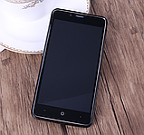 Чохол-бампер силіконовий Soft-touch для Ergo B501 Maximum Dual Sim / Скла /, фото 5
