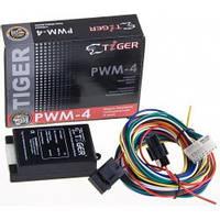 Интерфейс стеклоподъемников Tiger PWM-4