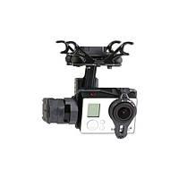 Tarot TL2D01 T2-2D 2 Axis Бесколлекторный Gimbal PTZ для Gopro 3 3+ 4 Спортивная камера FPV RC Дрон
