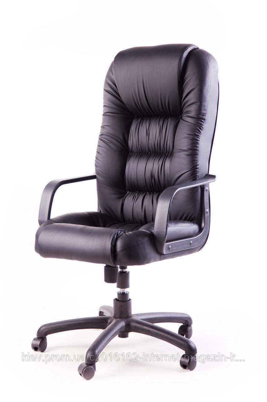 Кресло офисное компьютерное Пирита черный