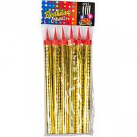 Свечи фейерверк 18(21) cм, 6 шт Холодный Фонтан