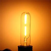 E27 T10 2w LED початка нити накала лампочки Эдисона старинные ретро лампа переменного тока 220В
