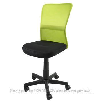 Кресло детское для компьютерного стола BELICE  Black/Green