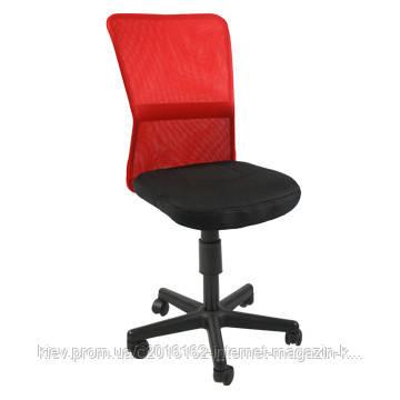 Детское кресло ортопедическое для компьютера BELICE  Black/Red