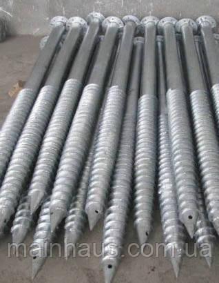 Геошуруп Ø60*500*1000 мм