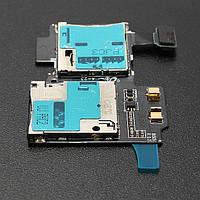 Сим-карты памяти слот держатель для чтения лотка для Samsung Galaxy S4 i9500 i9505