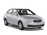 Лобовое стекло Hyundai Accent Era 2006-2011