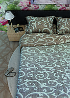 Комплект постельного белья Leleka-textile Ранфорс семейный Р-08