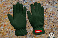 Теплые зимние флисовые перчатки мужские/женские Adidas/адидас Originals Fleece