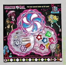 Косметика для девочек Monster High
