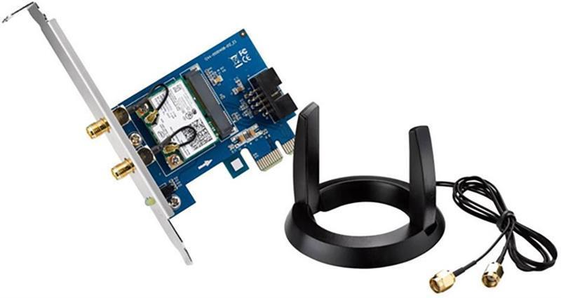 WiFi-адаптер ASUS PCE-AC55BT