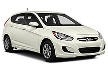 Лобовое стекло Hyundai Accent Era 2011-2017