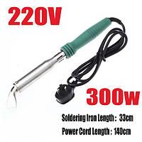 220v 300w тепла карандаш электросварка паяльник пистолет припой железа