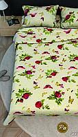 Комплект постельного белья Leleka-textile Ранфорс семейный Р-22