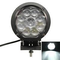 7 дюймов 45W LED Прожектор для потолочных огней для внедорожников Jeep ATV SUV Лодка